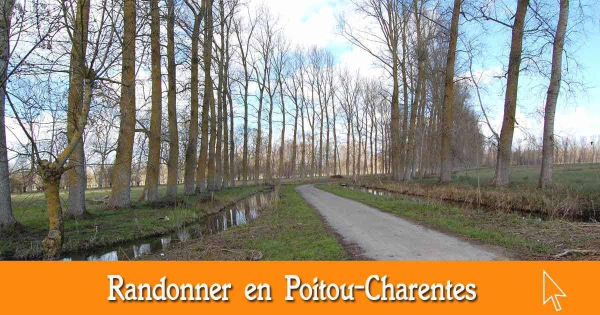 Les randonnées en Poitou-Charentes