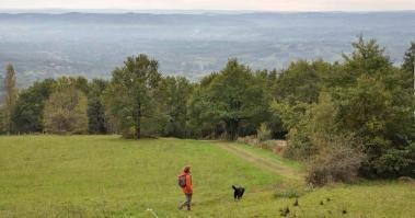 Randonnée en Limousin