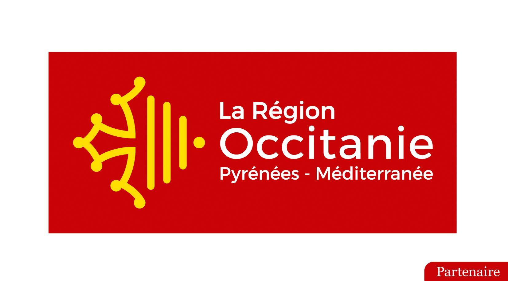 Région Occitanie partenaire