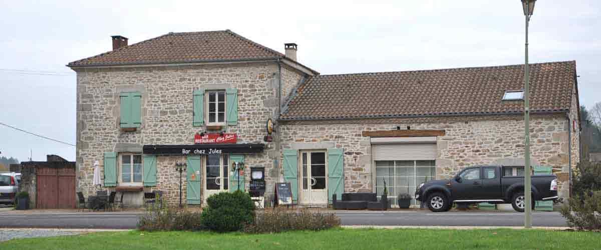 Le restaurant chez Jules
