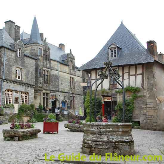 Visite de Rochefort-en-Terre