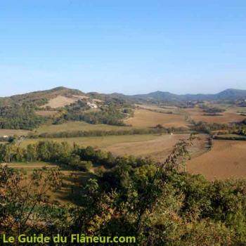 Le Pays d'Olmes à Roumengoux