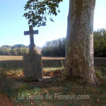 La croix de Roumengoux