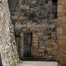 Rue d'un village de Provence