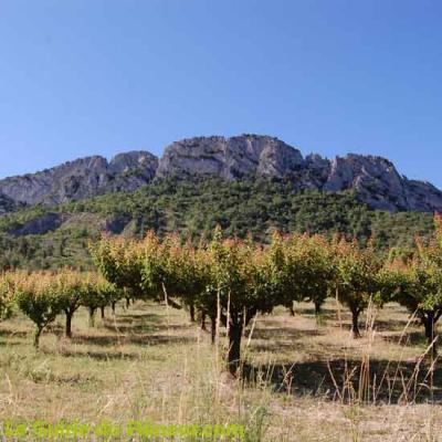 Le roc Saint-Julien