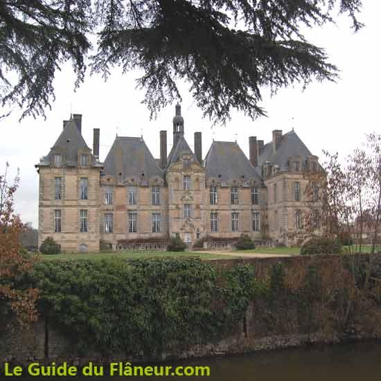 Le château de St-Loup