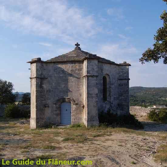 Présentation de Saint-Restitut