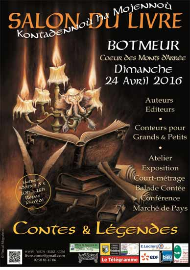 Salon livre contes legendes