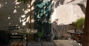 Salon de thé St-Guilhem le Désert
