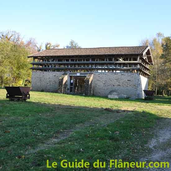 Le kaolin de Marcognac - Saint-Yrieix - Haute-Vienne