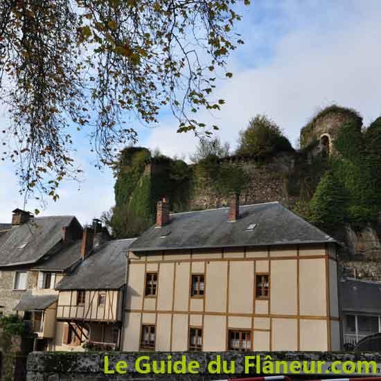 Visite de Ségur-le-Château en Corrèze