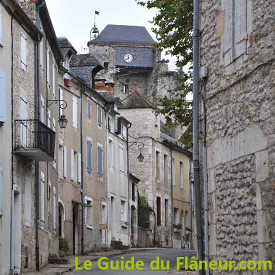Visite de Souillac