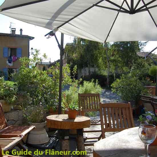 Le gîte d'étape de Roquefixade dans l'Ariège