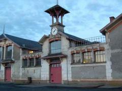 La gare de Thouars