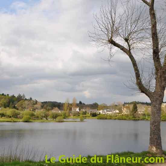 Visite de Huelgoat - Finistère