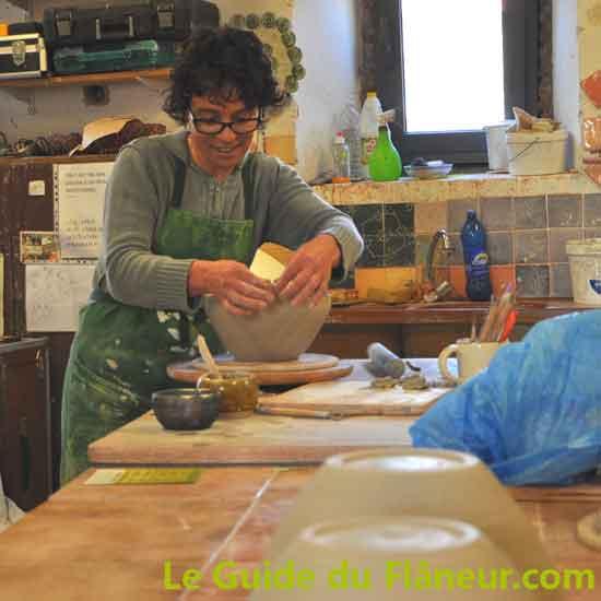 La potière de maubourguet - Hautes-Pyrénées