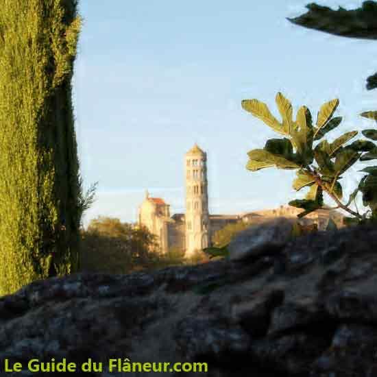 Randonnée à Uzès dans le Gard