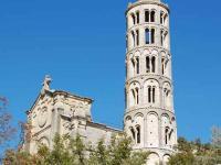 La tour Fenestrelle à Uzès