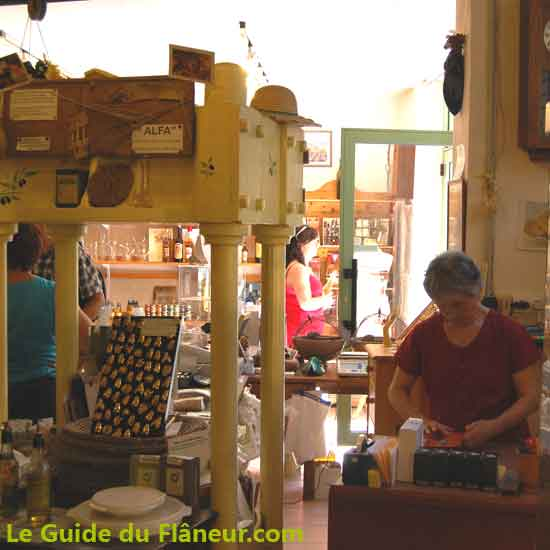 Bonnes adresses - Le vieux moulin à huile de Buis-les-Baronnies