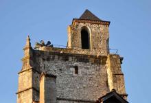 Le village de Souillac