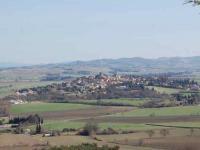 Le village de Villasavary