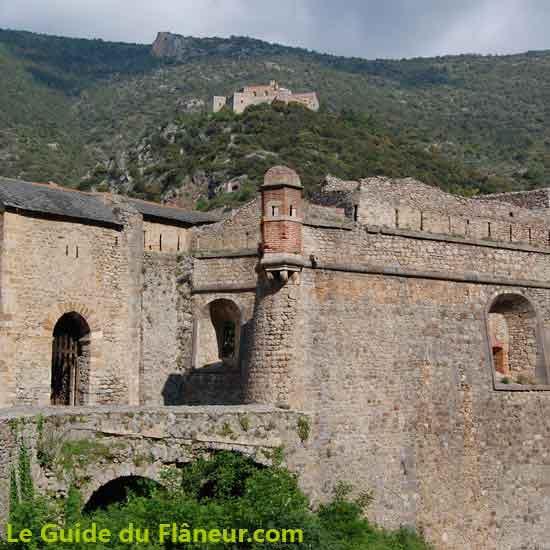 Les remparts de Villefranche-de-Conflent