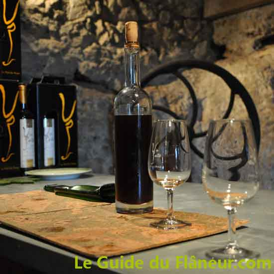Le vin paillé de Queyssac-les-Vignes