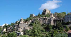 Visite de Montbrun-les-Bains
