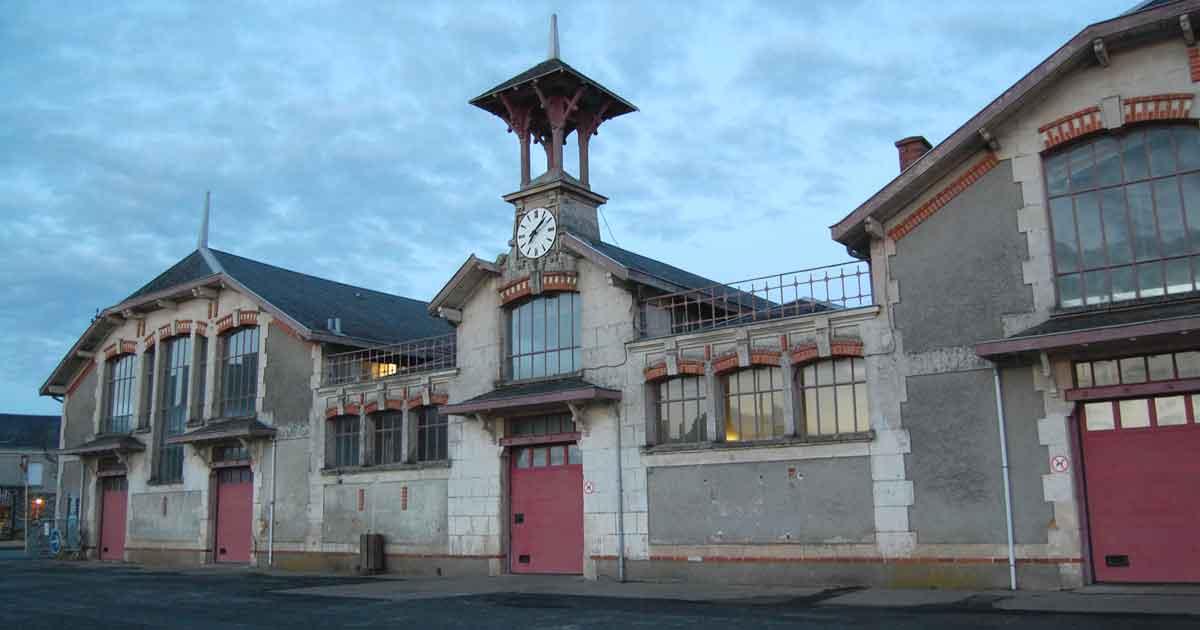 Visite de Thouars