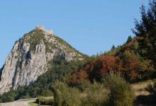 Visiter le château de Montségur