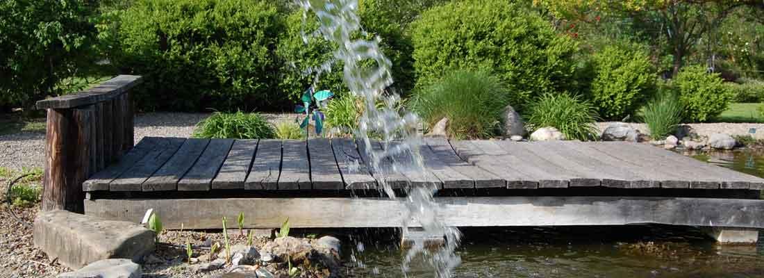Le jardin des senteurs à Limoux - Aude
