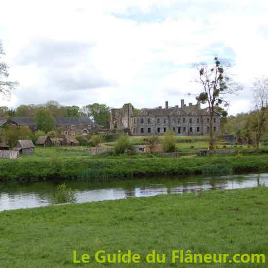 Visites et tourisme - Les forges des Salles à Perret - Côtes d'Armor