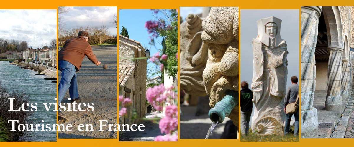 Les visites en France