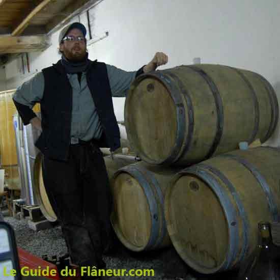Vin des côteaux du Layon biologique
