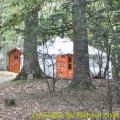 Bonnes adresse - Les yourtes du bois d'Escoumos - Gensac-de-Boulogne - Haute-Garonne