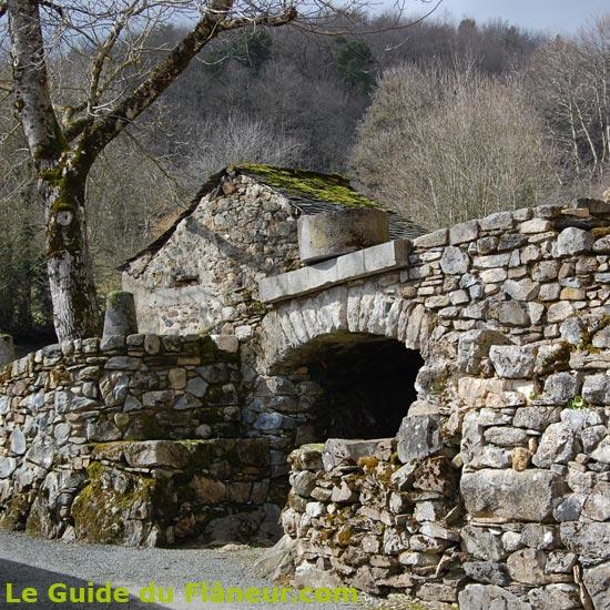Le hameau d'Armengaud
