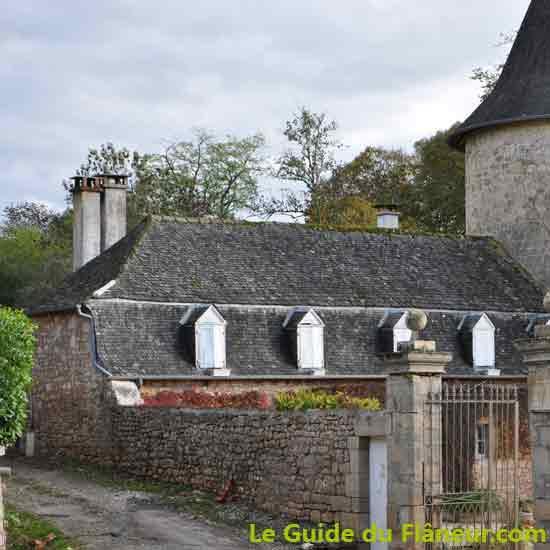 Le hameau d'Ayen-bas