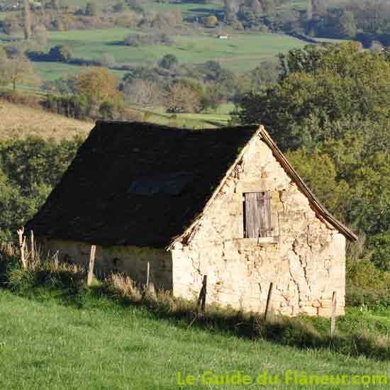 Le bâti rural