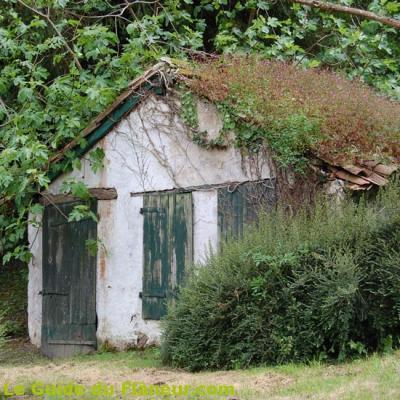 Photo d'une cabane