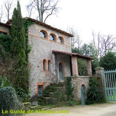 La maison de la Garenne_Lemot