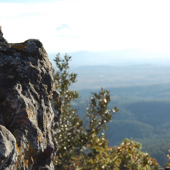Panorama depuis La Planette