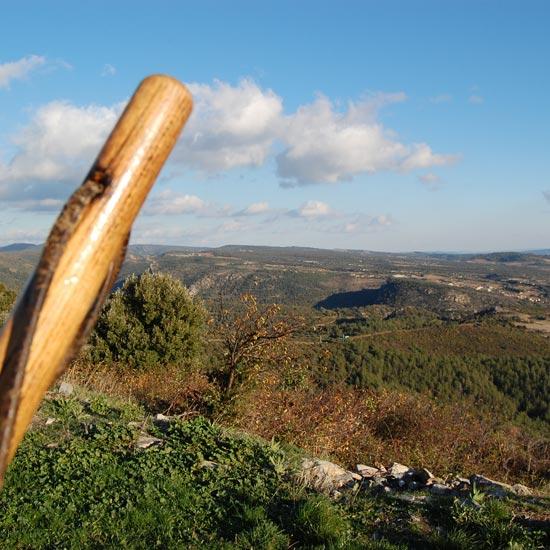 Panorama depuis le Ventajou