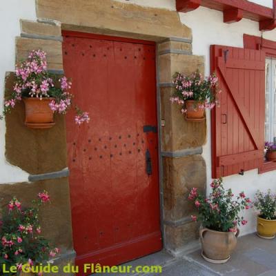 Les couleurs du Pays-Basque