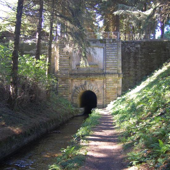 La voûte-tunnel