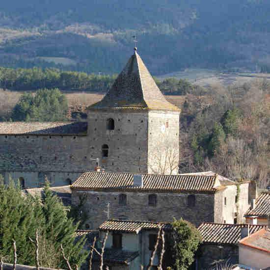 L'abbaye de Saint-Polycarpe