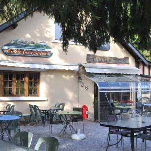 Chez Germaine à Payolle