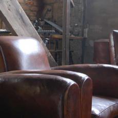 Artisan atelier cuir callac 2