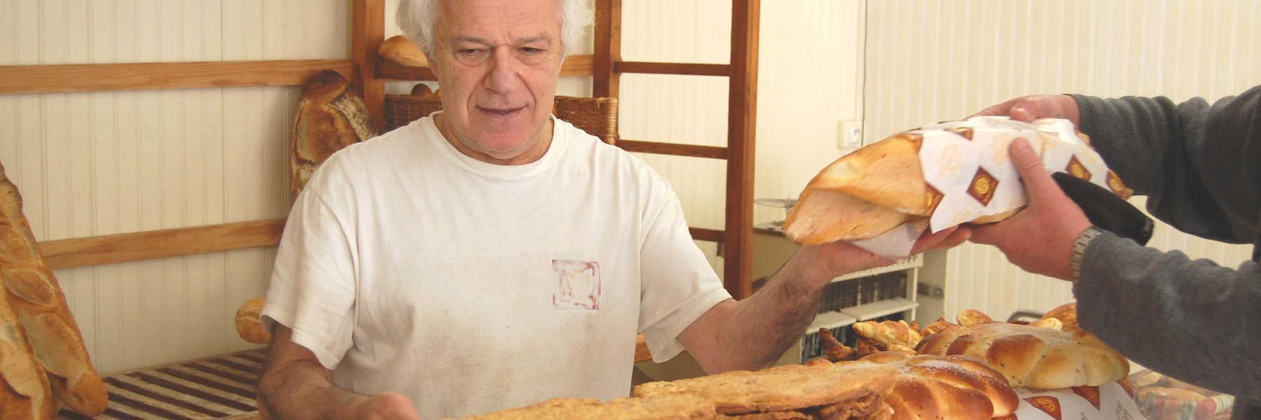 Artisan de la boulangerie de Fanjeaux