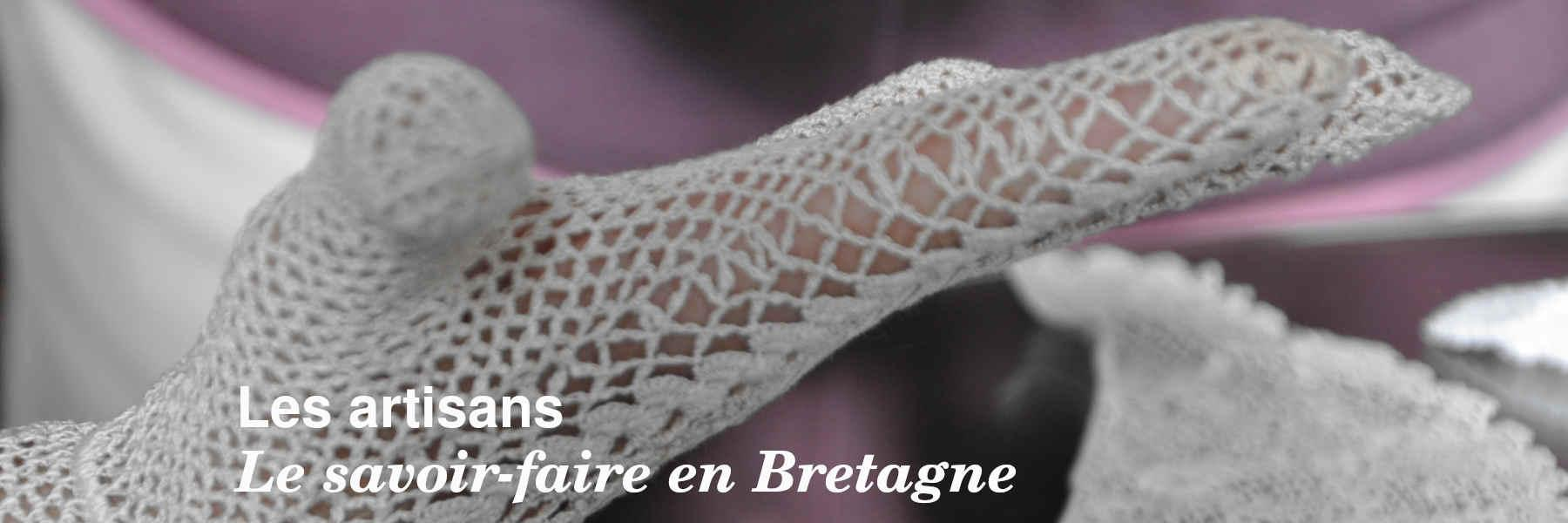 Les artisans en Bretagne