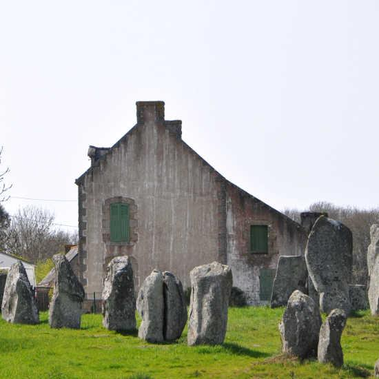 Carnac dans le Morbihan